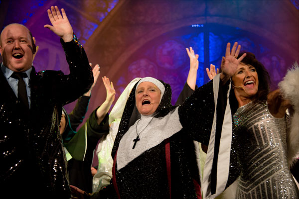 Production of Sister Act