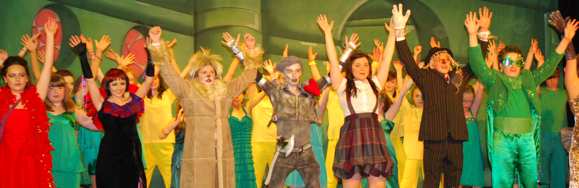 Production of The Wizard of Oz