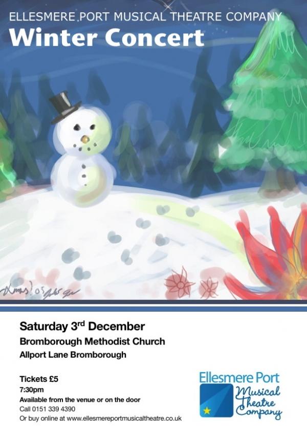 Winter Concert @ Bromborough Methodist Church