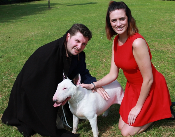 Crufts Winner Takes Centre Stage in EPMTC's Oliver!