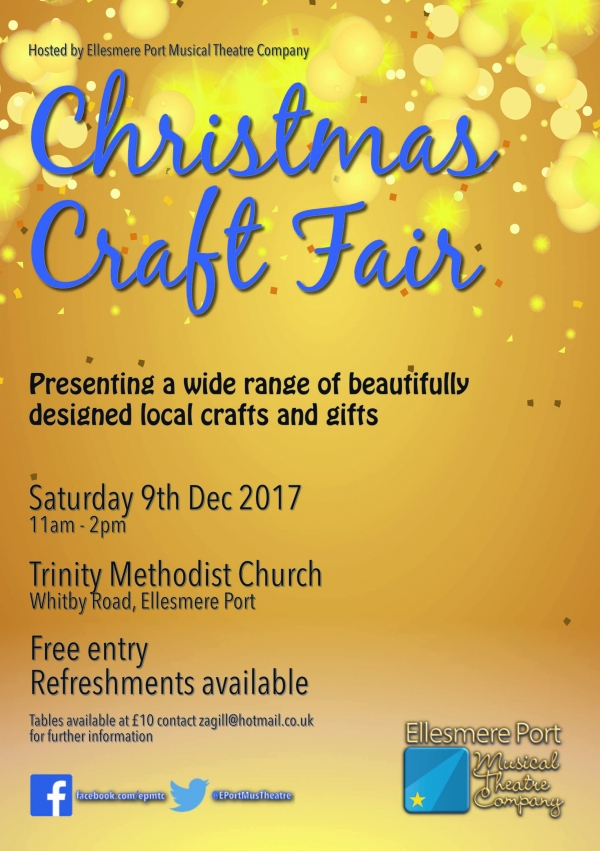 EPMTC Christmas Craft Fair