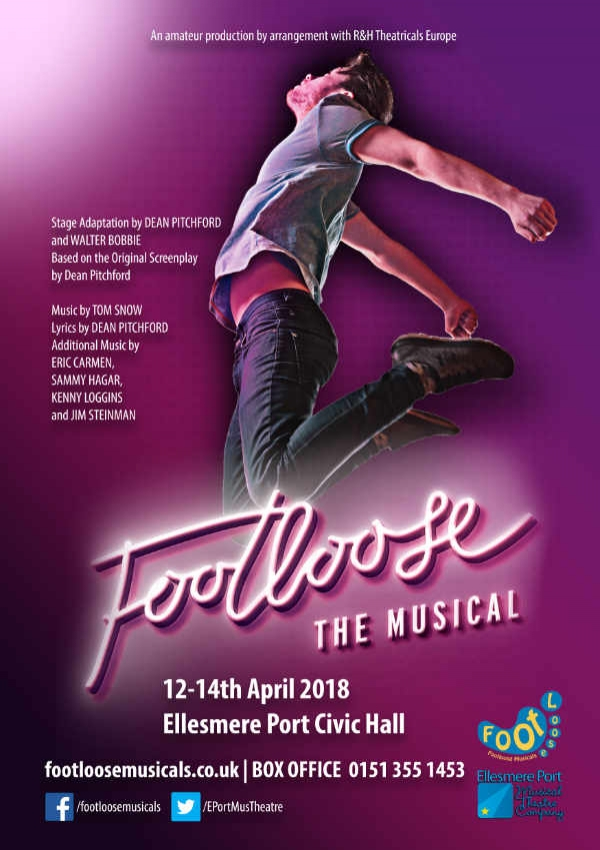Footloose The Musical (presented by Footloose Musicals)