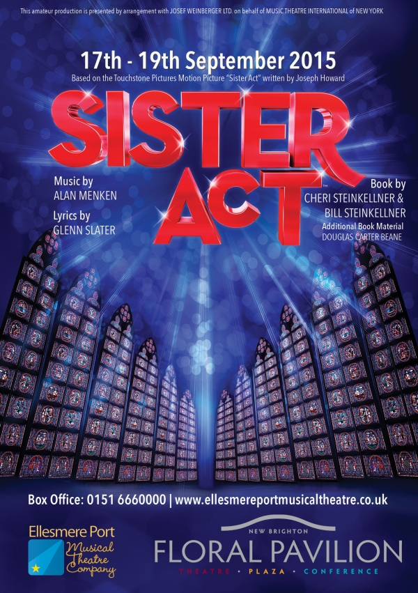 Get a date in your diary for our 2015 production of...