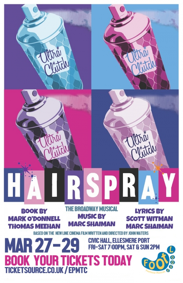 Hairspray Cast Announcement