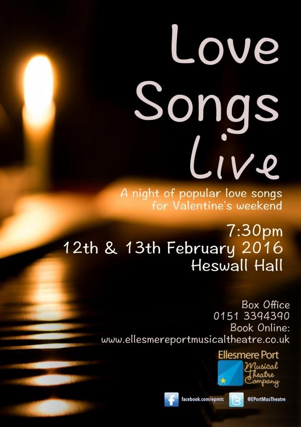 Love Songs Live