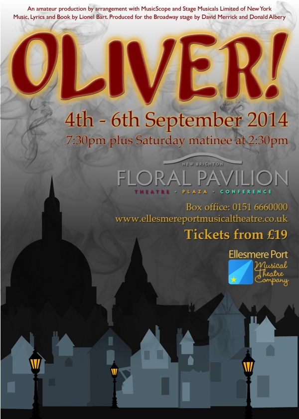 Oliver! - At the Floral Pavilion