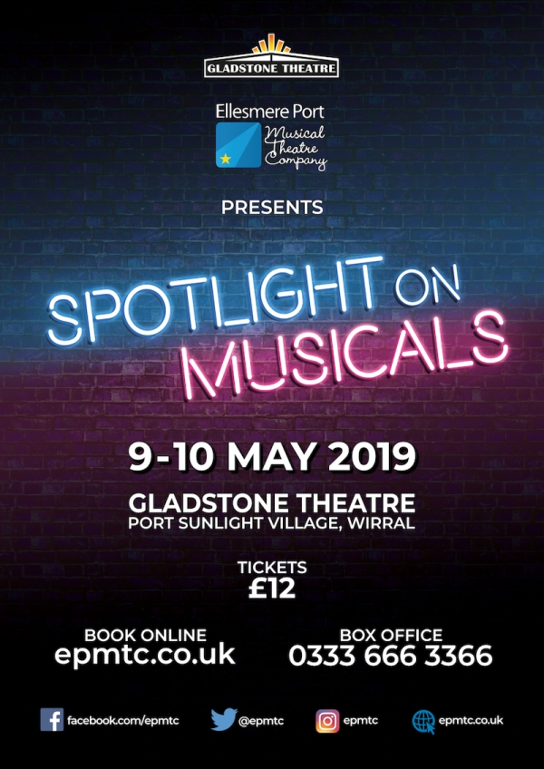 Spotlight on Musicals - TICKETS ON SALE NOW