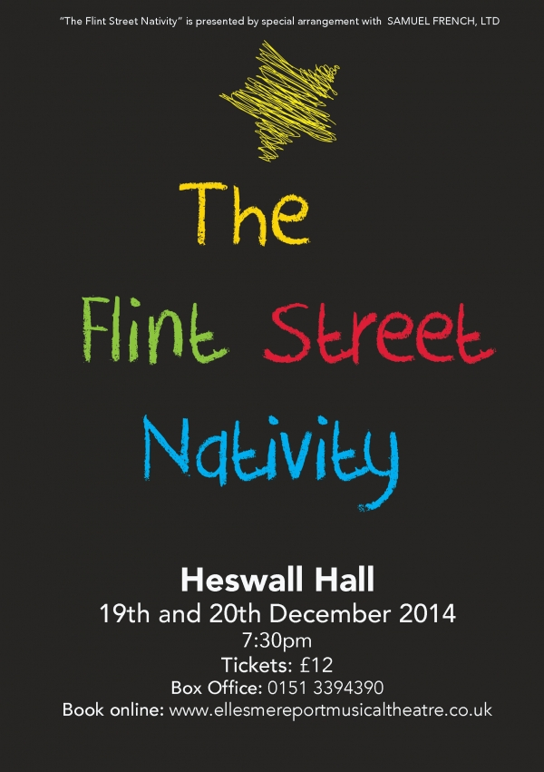 The Flint Street Nativity, by Tim Firth